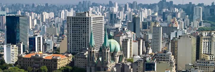 São Paulo, Brasil Acomodação