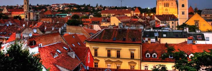 Zagreb, Croatia Accommodation