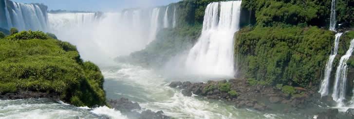 Foz do Iguaçu, Brasil Acomodação