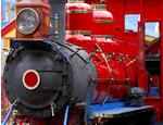 Parceiros Trem e  Ticket Ferroviário